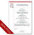 Certificato del controllo della produzione in fabbrica